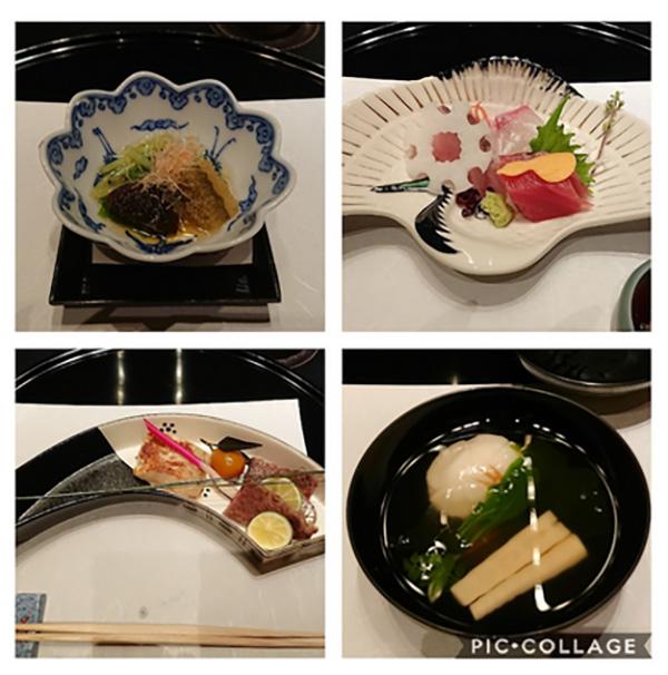 日本会席テーブルマナー
